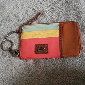 Card holder for purse